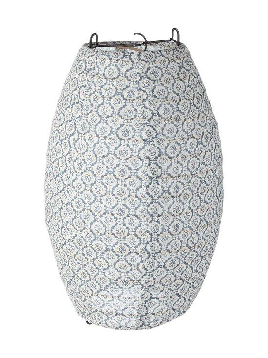 Casa Stockmann - Padma Small Oval -lampunvarjostin - STONE GREY | Stockmann - photo 1