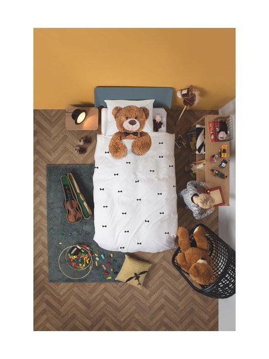 Snurk - Teddy-pussilakanasetti 150 x 210 + 50 x 60 cm - WHITE | Stockmann - photo 2