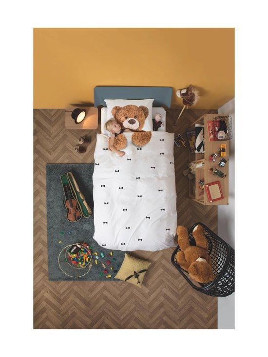 Snurk - Teddy-pussilakanasetti 150 x 210 + 50 x 60 cm - WHITE | Stockmann - photo 3