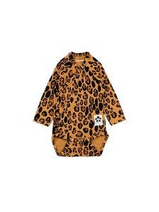 Mini Rodini - Basic Leopard Wrap -body - BEIGE | Stockmann