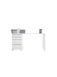 Lundia - Classic-työpöytä - VALKOINEN | Stockmann