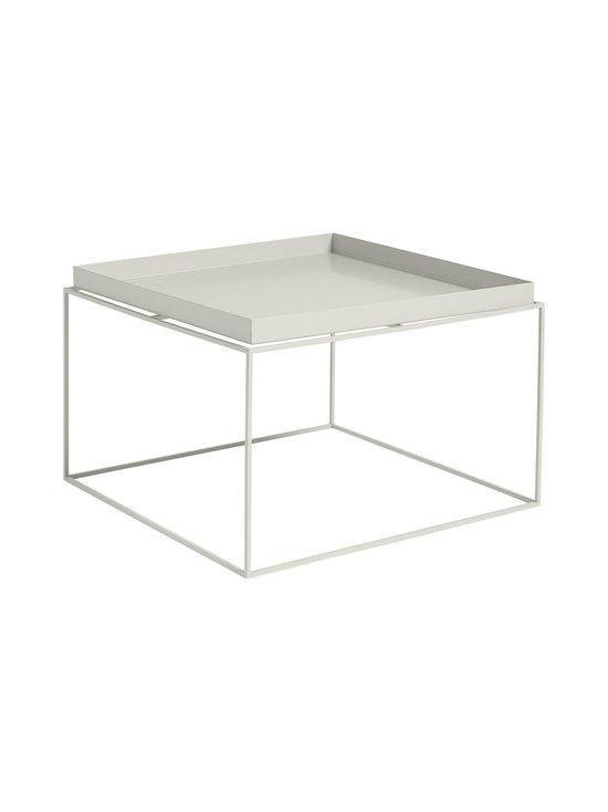 HAY - Tray-pöytä 60 x 60 x 35 cm - WARM GREY (VAALEANHARMAA) | Stockmann - photo 1