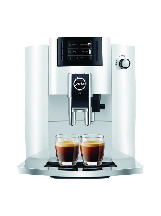 Jura - E6-kahviautomaatti - WHITE   Stockmann - photo 1