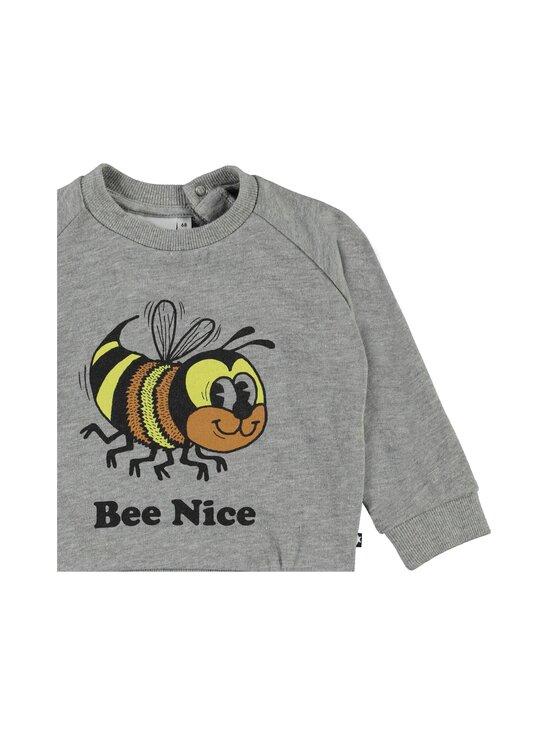 Molo - Disco Bee -collegepaita - 1046 GREY MELANGE | Stockmann - photo 3