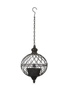Wikholm Form - Ragna Hang Pot S -amppeli 27 x 26 + 35 cm - BLACK | Stockmann