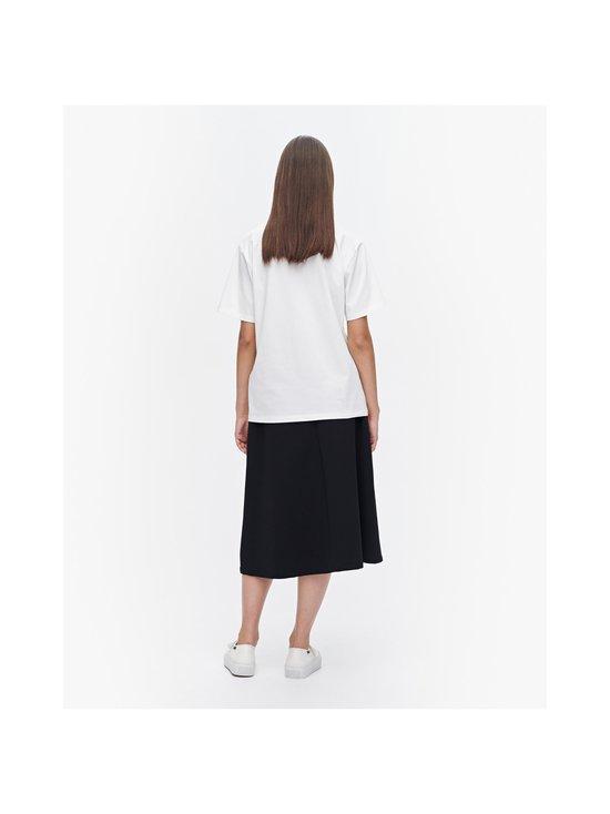 Marimekko - Liuske Unikko -paita - 150 OFF WHITE, NAVY | Stockmann - photo 4