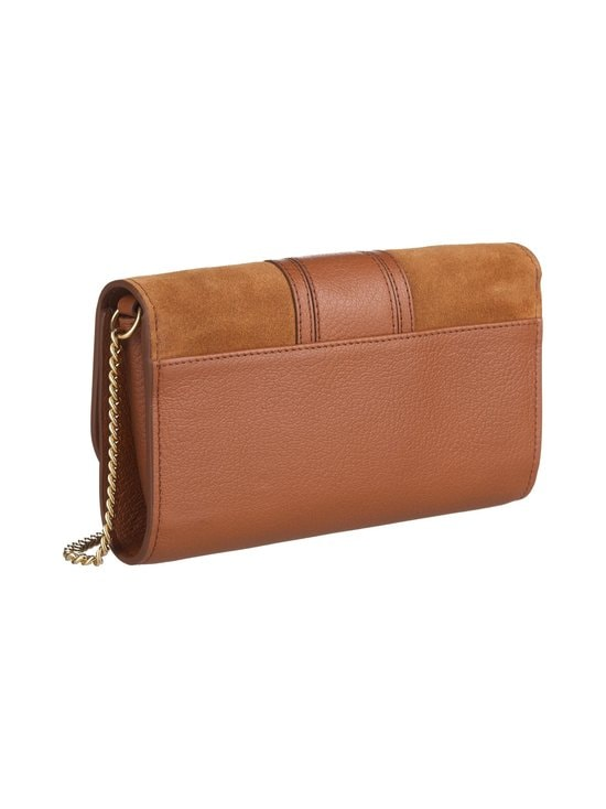 See By Chloe - Hana Chain Wallet -nahkalaukku - CARAMELLO 242 | Stockmann - photo 2