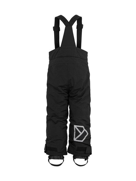 Didriksons - IDRE KIDS PANTS -ulkoiluhousut - 060 BLACK | Stockmann - photo 2
