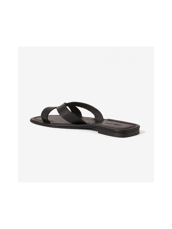 Kenzo - Opanka Flat Mule -sandaalit - 99 BLACK | Stockmann - photo 3