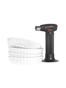 Küchenprofi - Crème brûlée -setti   Stockmann