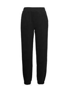 Moss Copenhagen - Ima Sweat Pants -collegehousut - BLACK | Stockmann