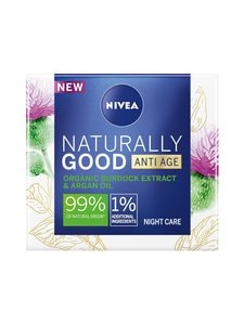 NIVEA - Naturally Good Anti-Age Night Cream -päivävoide 50 ml - null | Stockmann