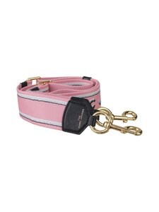 Marc Jacobs - The Icing Webbing Strap -olkahihna - PINK MULTI 651   Stockmann