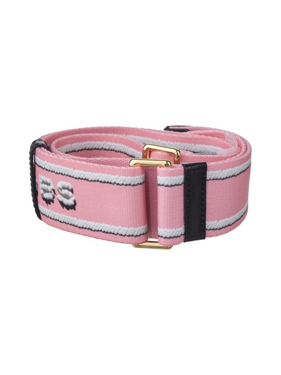 Marc Jacobs - The Icing Webbing Strap -olkahihna - PINK MULTI 651 | Stockmann - photo 2