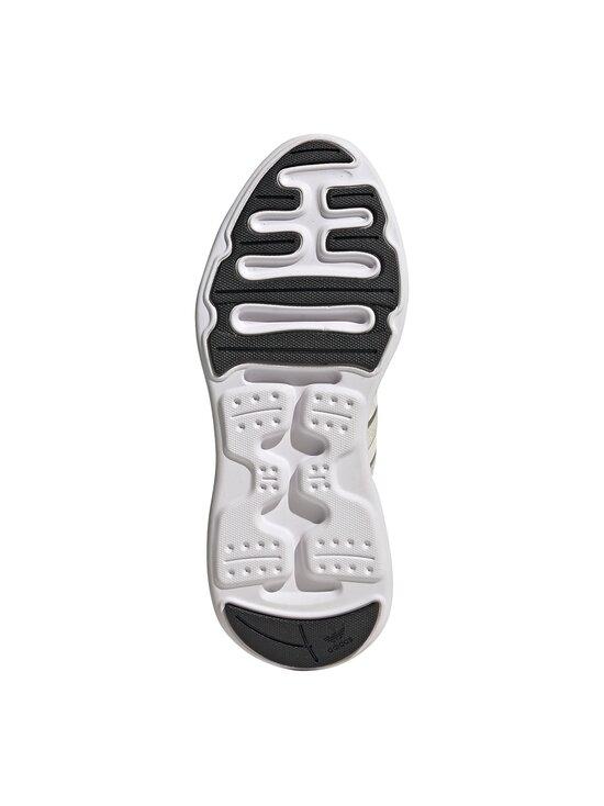 adidas Originals - W ZX 2K Flux -sneakerit - CHALK WHITE/CORE BLACK/FEATHER GREY | Stockmann - photo 5