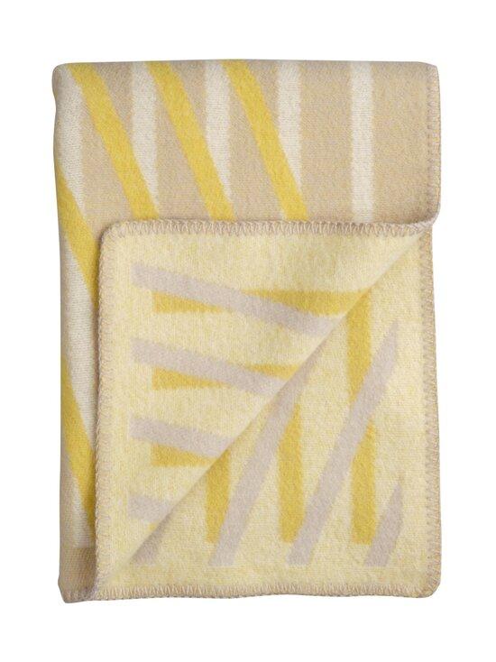 Røros Tweed - Bislett-huopa 135 x 200 cm - LEMON TART   Stockmann - photo 3