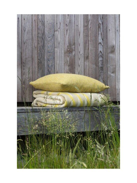 Røros Tweed - Bislett-huopa 135 x 200 cm - LEMON TART   Stockmann - photo 4