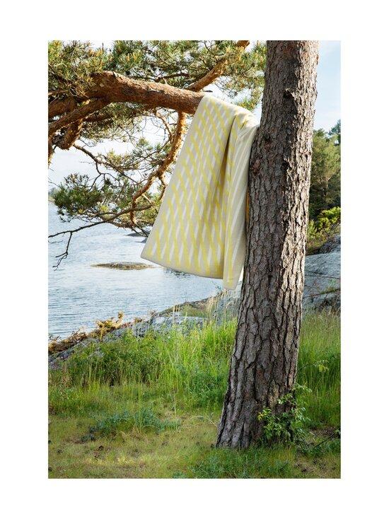 Røros Tweed - Bislett-huopa 135 x 200 cm - LEMON TART   Stockmann - photo 5