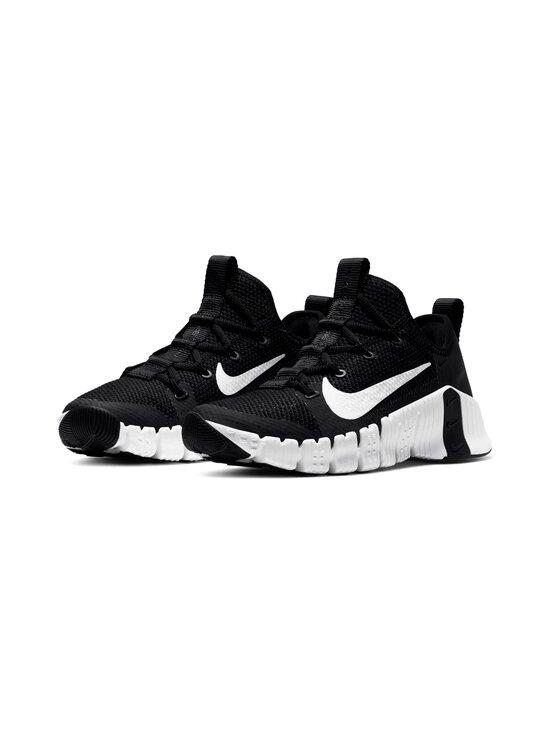 Nike - Free Metcon 3 -sneakerit - 010 BLACK/WHITE-VOLT | Stockmann - photo 2
