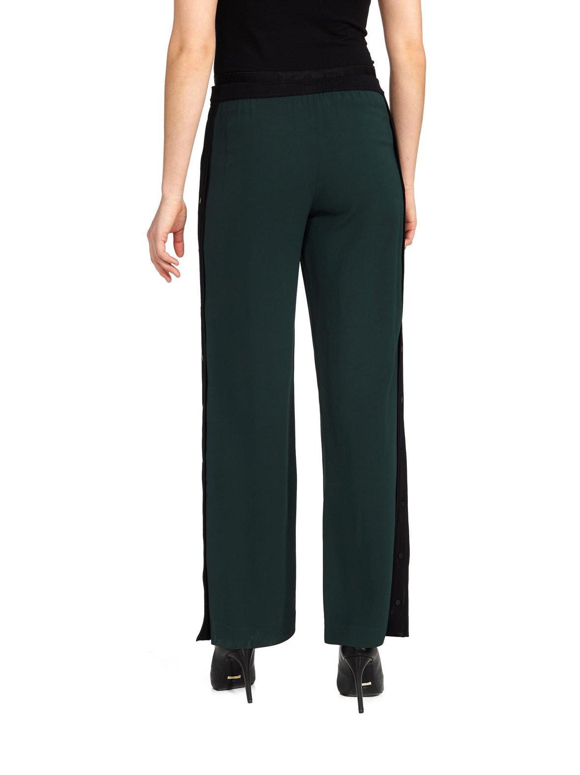 Green Gable (vihreä) Karl Lagerfeld Housut 86KW1002  5dd4c4596d