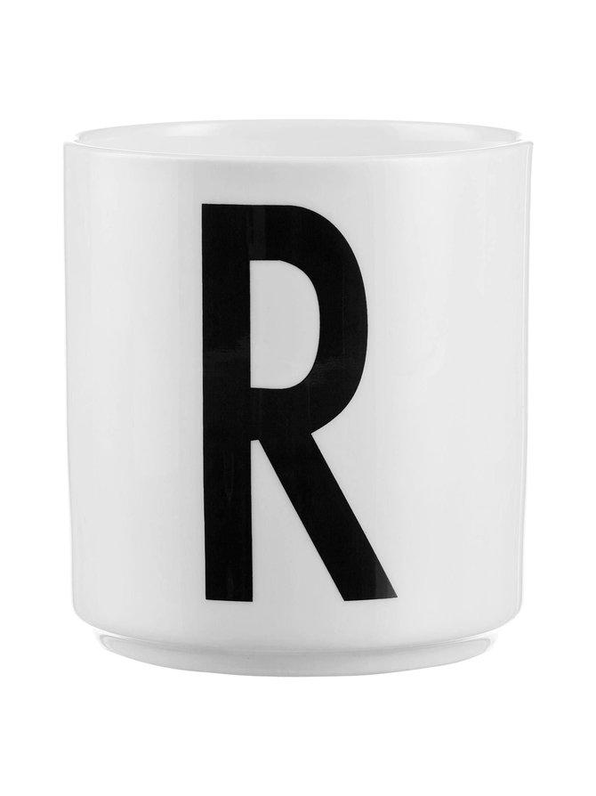 Kirjainmuki, R