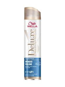 Wella - Deluxe Wonder Volume Extra Strong Hair Spray -hiuskiinne 250 ml | Stockmann