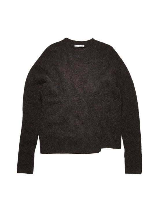 Acne Studios - Kerna-neule - WASHED BLACK | Stockmann - photo 1