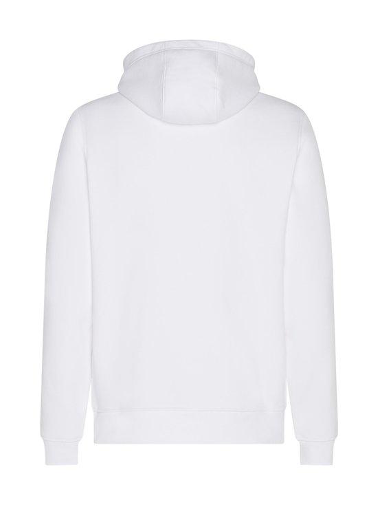 Tommy Hilfiger - Flag Logo Cotton Blend Hoody -huppari - YBR WHITE   Stockmann - photo 2