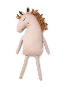Ferm Living - Safari Cushion Horse -pehmotyyny - DUSTY ROSE | Stockmann