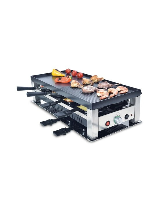 Solis - 5 in 1 Table Grill -raclettegrilli - STAINLESS STEEL | Stockmann - photo 6