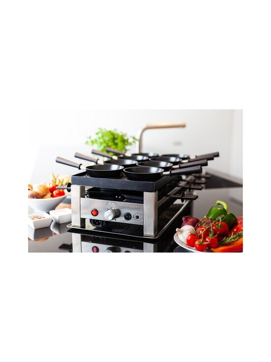 Solis - 5 in 1 Table Grill -raclettegrilli - STAINLESS STEEL | Stockmann - photo 9
