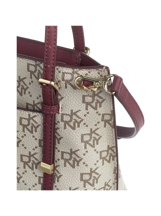 Dkny - Bo Mini Crossbody -laukku - QS3 - KHK/AGD WINE | Stockmann - photo 4