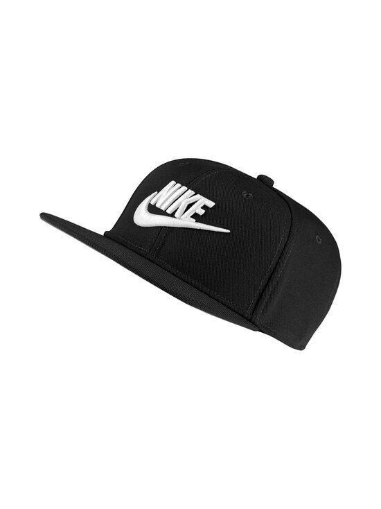 Nike - Pro Cap -lippalakki - BLACK/BLACK/WHITE | Stockmann - photo 1