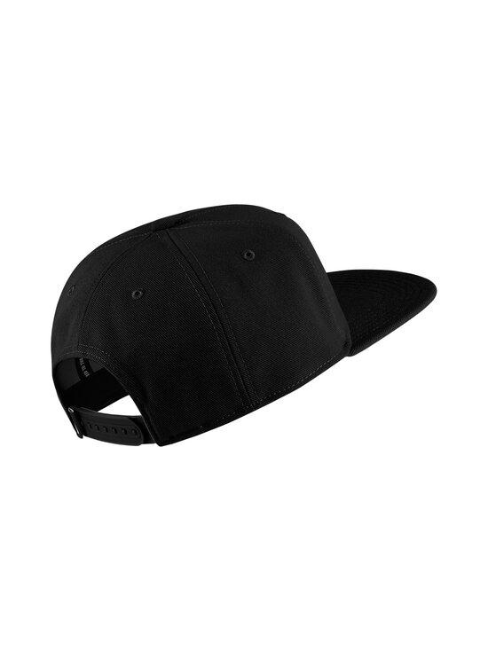 Nike - Pro Cap -lippalakki - BLACK/BLACK/WHITE | Stockmann - photo 2