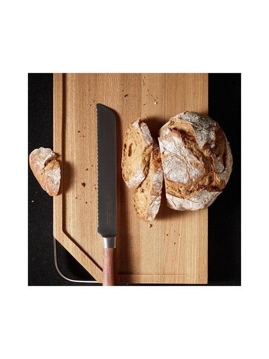 Rösle - Bread Knife Masterclass -leipäveitsi 20 cm - BROWN | Stockmann - photo 3