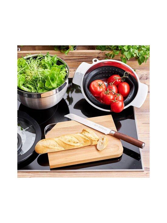 Rösle - Bread Knife Masterclass -leipäveitsi 20 cm - BROWN | Stockmann - photo 4