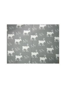 Weiste - Reindeer-torkkupeitto 130 x 170 cm - GREY | Stockmann