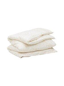 Gant Home - Cotton Linen Grow -pussilakana 150 x 210 cm - 34 PUTTY   Stockmann