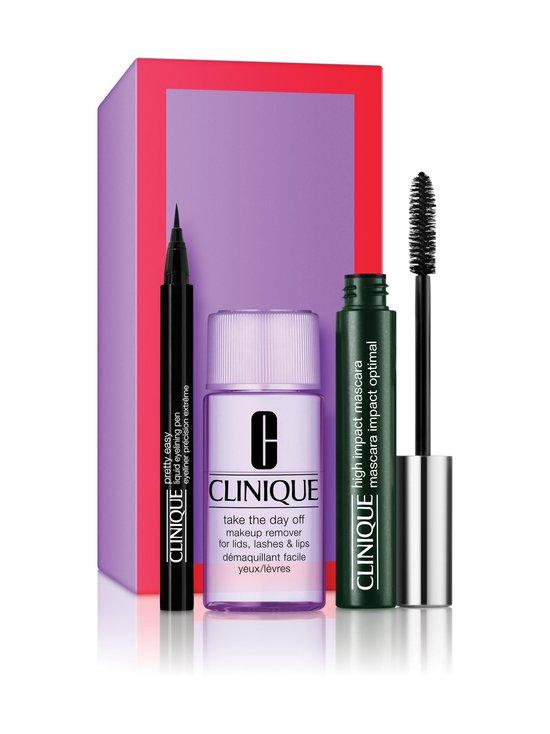 Clinique - High Impact Mascara Set -ripsiväripakkaus - BLACK | Stockmann - photo 1