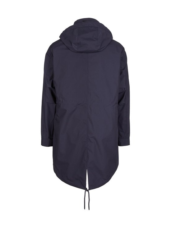 Superdry - Essential Parka -takki - 00S FRENCH NAVY | Stockmann - photo 2