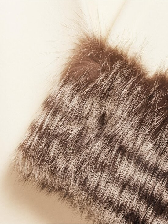 Atelier Borgo 12 - Suelo With Fox Cuffs -villakangastakki - IVORY   Stockmann - photo 5