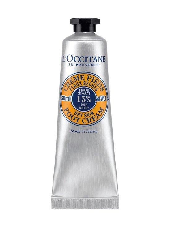 Loccitane - Shea Foot Cream -jalkavoide 30 ml - 1 | Stockmann - photo 1