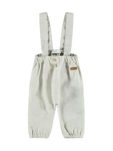 Name It - NBMBIRD OVERALL -housut - OATMEAL | Stockmann