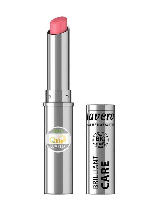 Lavera - Trend Sensitiv Beautiful Lips Brilliant Care Q10 -huulipuna - 02 STRAWBERRY PINK | Stockmann - photo 1