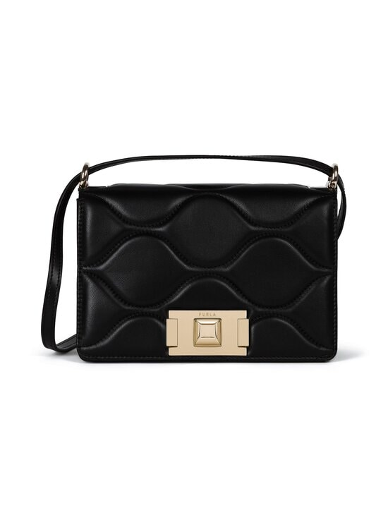 Furla - Mimi Mini Crossbody -nahkalaukku - O6000 NERO | Stockmann - photo 1
