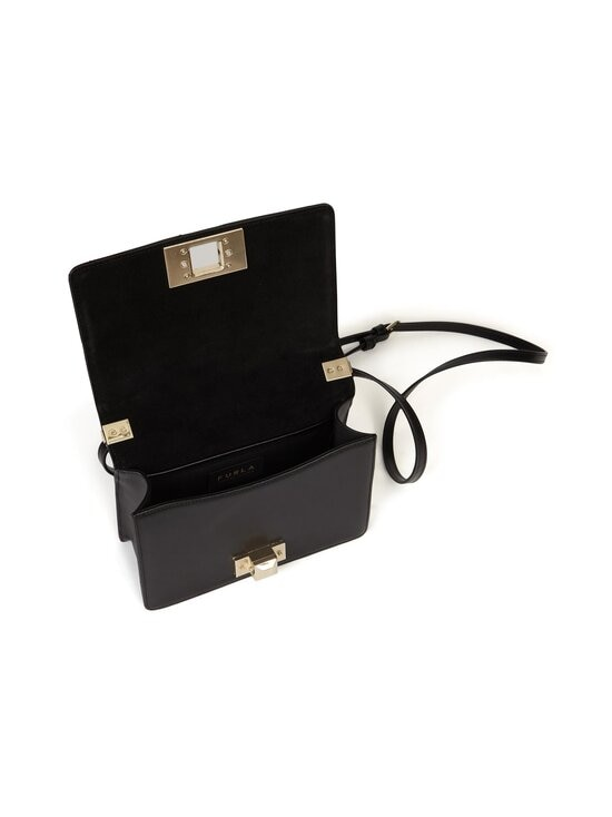 Furla - Mimi Mini Crossbody -nahkalaukku - O6000 NERO | Stockmann - photo 3