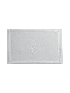 Gant Home - Organic Cotton G -kylpyhuonematto - 117 LIGHT GREY | Stockmann