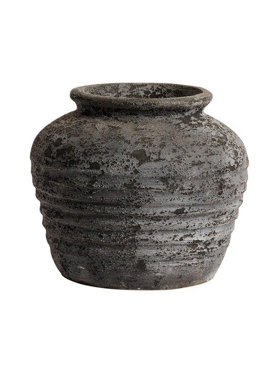 Muubs - Melancholia-ruukku ⌀ 35 cm - METALLIC BLACK | Stockmann - photo 1