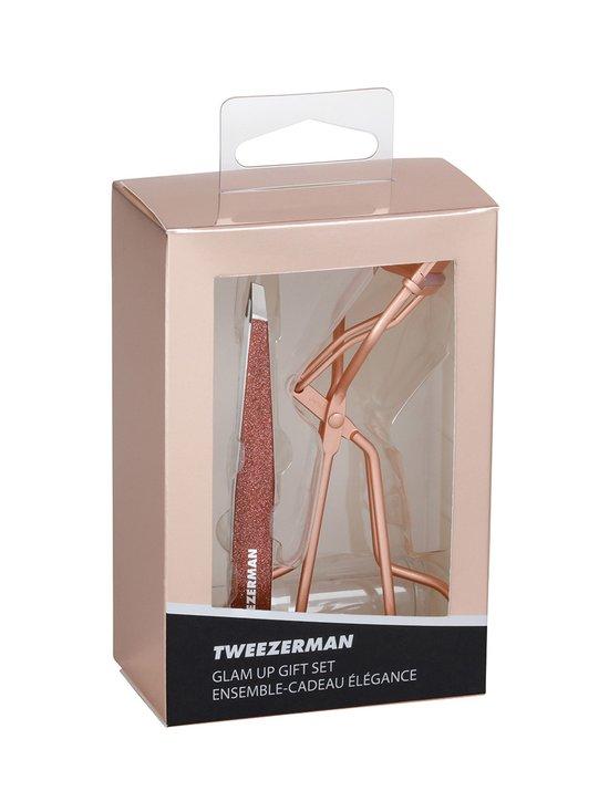 Tweezerman - Glam Up Gift Set -lahjapakkaus - ROSE GOLD (RUUSUKULTA) | Stockmann - photo 1