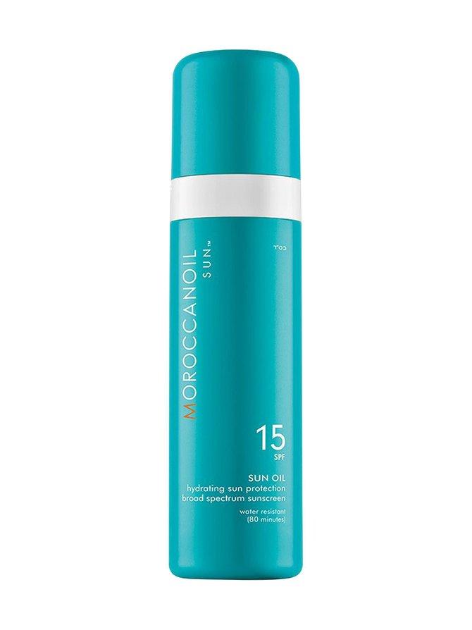 Body Sun Oil SPF 15 -aurinkoöljy vartalolle 150 ml